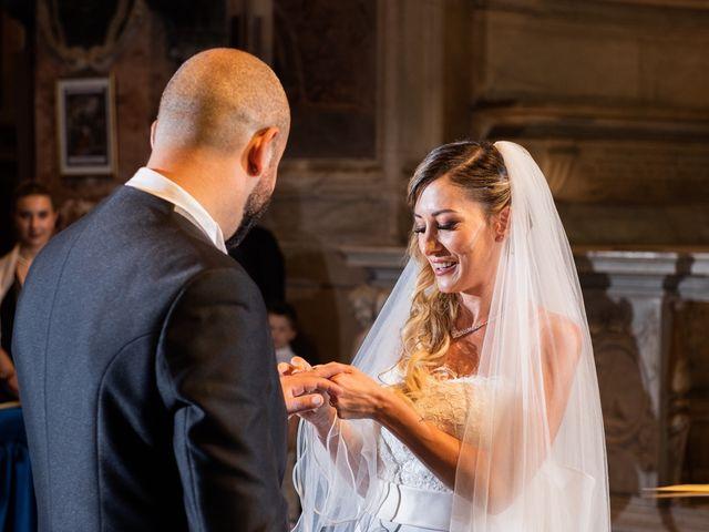 Il matrimonio di Manlio e Deborah a Roma, Roma 35