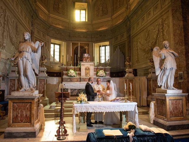Il matrimonio di Manlio e Deborah a Roma, Roma 36