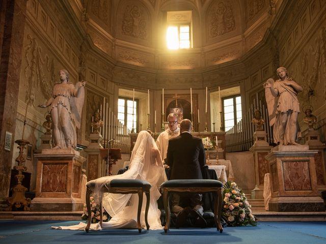 Il matrimonio di Manlio e Deborah a Roma, Roma 37
