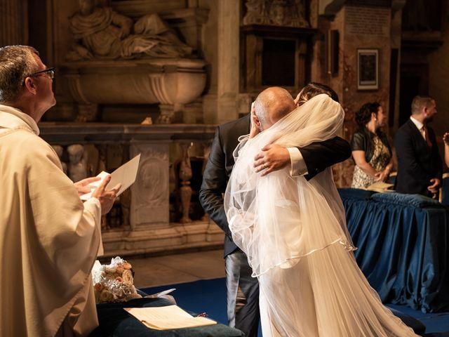 Il matrimonio di Manlio e Deborah a Roma, Roma 38