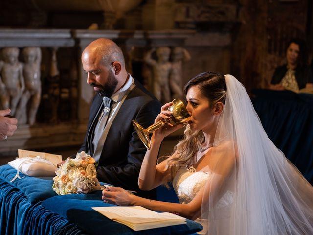 Il matrimonio di Manlio e Deborah a Roma, Roma 39