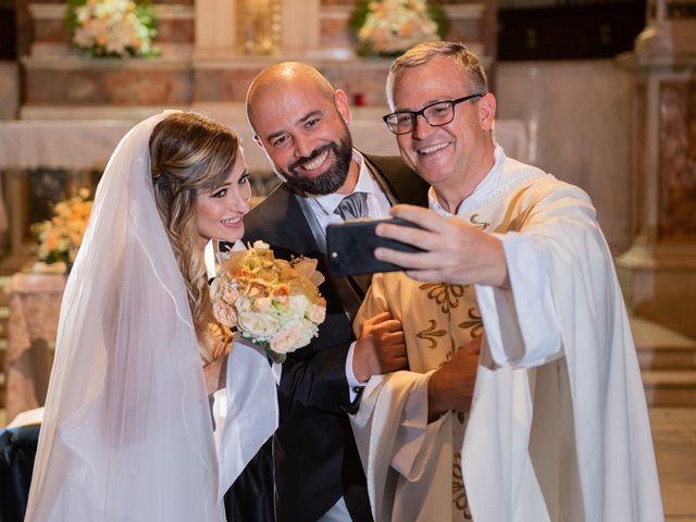 Il matrimonio di Manlio e Deborah a Roma, Roma 41