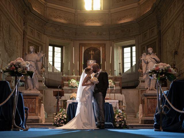 Il matrimonio di Manlio e Deborah a Roma, Roma 42