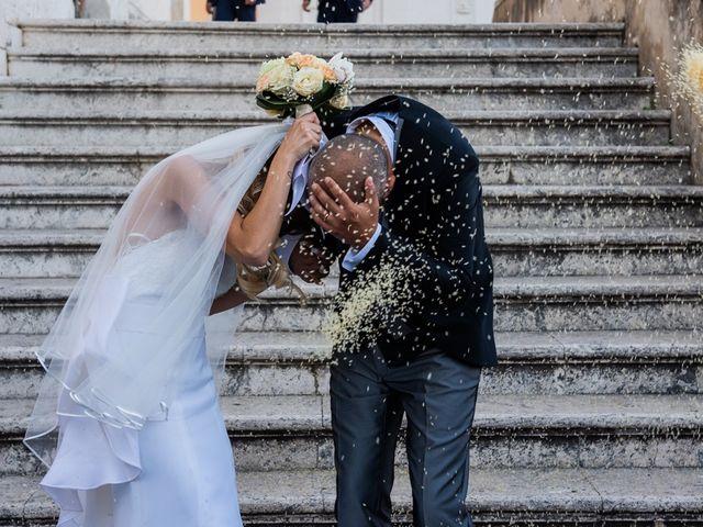 Il matrimonio di Manlio e Deborah a Roma, Roma 44