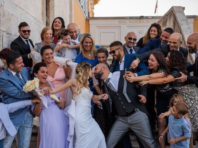 Il matrimonio di Manlio e Deborah a Roma, Roma 45