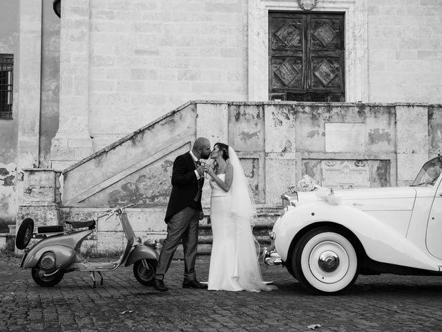 Il matrimonio di Manlio e Deborah a Roma, Roma 46