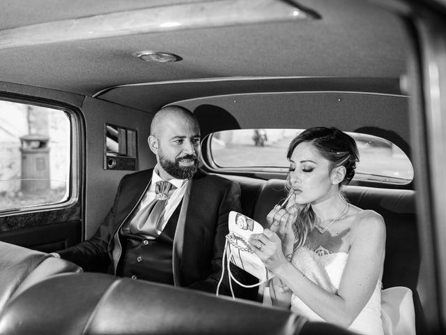 Il matrimonio di Manlio e Deborah a Roma, Roma 47