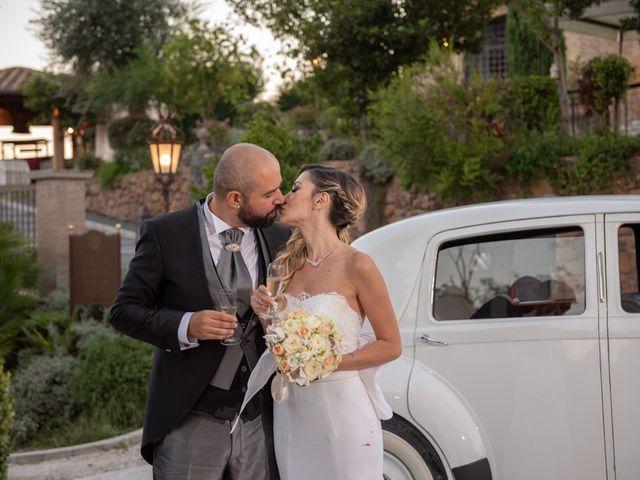 Il matrimonio di Manlio e Deborah a Roma, Roma 48