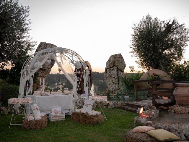 Il matrimonio di Manlio e Deborah a Roma, Roma 49