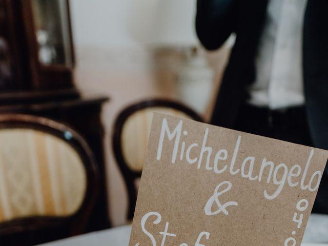 Il matrimonio di Michelangelo e Stefania a Molfetta, Bari 7