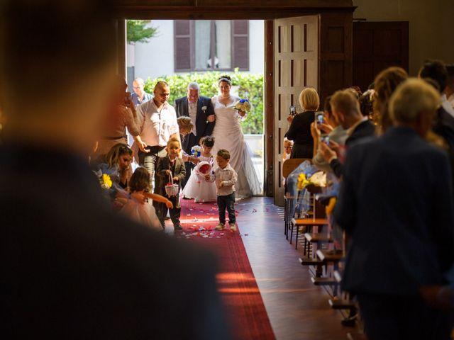 Il matrimonio di Alessandro e Lina a Arona, Novara 6