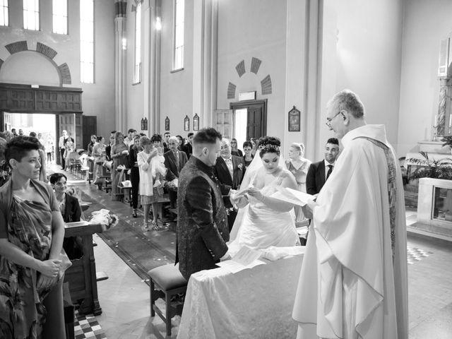 Il matrimonio di Alessandro e Lina a Arona, Novara 9