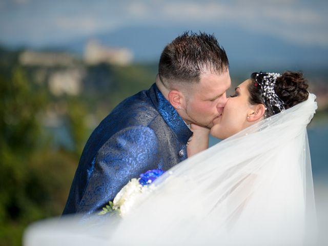 Le nozze di Lina e Alessandro