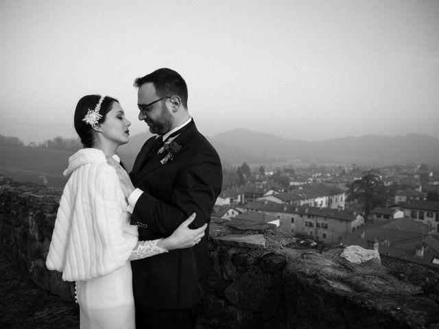 Il matrimonio di Eugenio e Ivana a Brusaporto, Bergamo 43