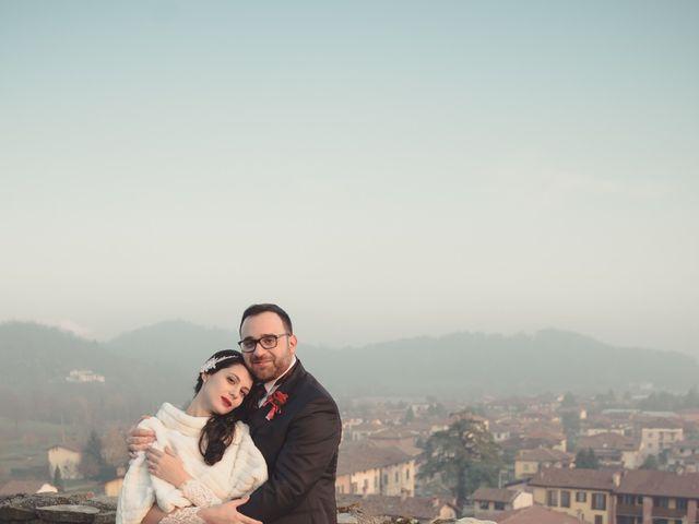 Il matrimonio di Eugenio e Ivana a Brusaporto, Bergamo 44