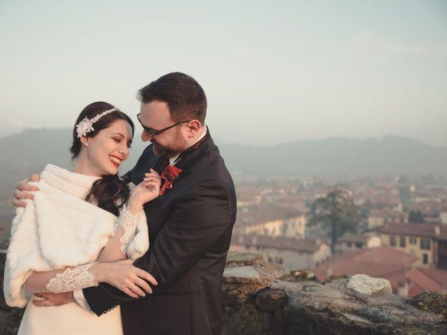 Il matrimonio di Eugenio e Ivana a Brusaporto, Bergamo 45