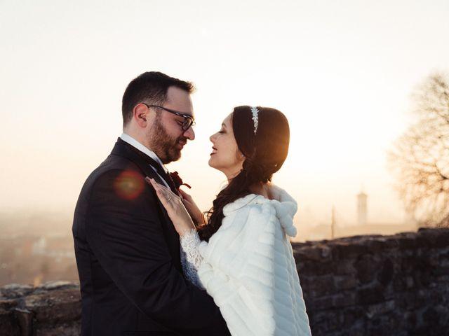 Il matrimonio di Eugenio e Ivana a Brusaporto, Bergamo 1