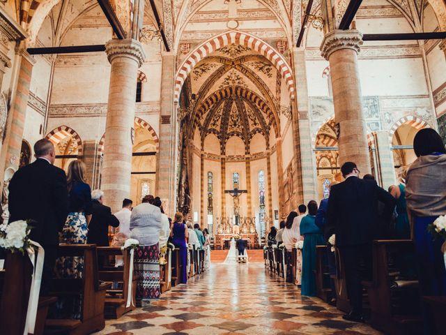 Il matrimonio di Stefano e Kaley a Verona, Verona 19