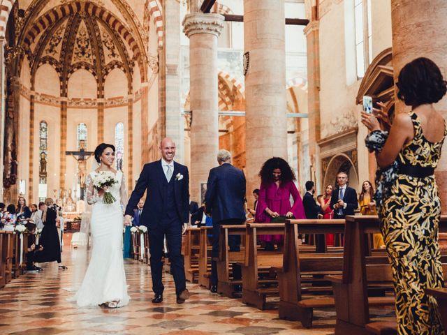 Il matrimonio di Stefano e Kaley a Verona, Verona 24