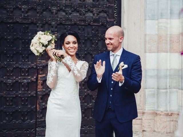 Il matrimonio di Stefano e Kaley a Verona, Verona 26