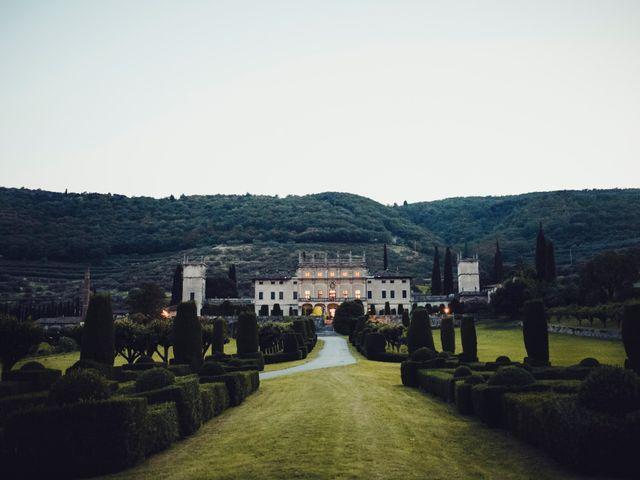 Il matrimonio di Stefano e Kaley a Verona, Verona 27