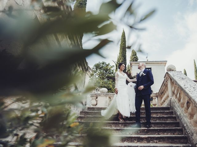 Il matrimonio di Stefano e Kaley a Verona, Verona 32