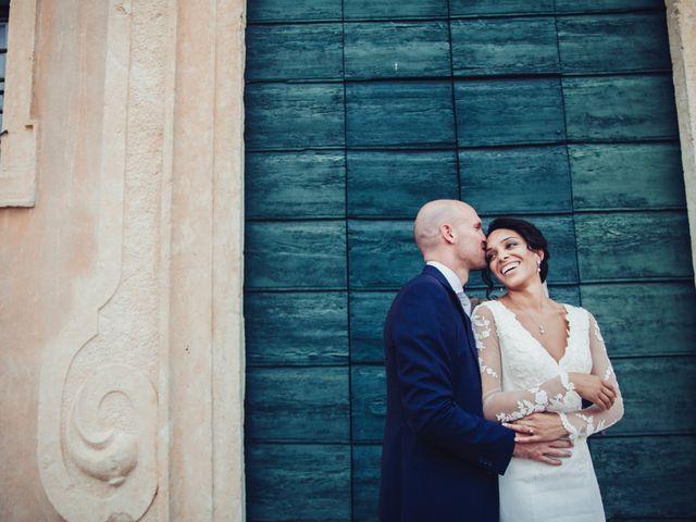 Il matrimonio di Stefano e Kaley a Verona, Verona 34