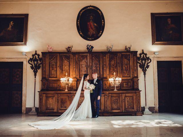 Il matrimonio di Stefano e Kaley a Verona, Verona 35