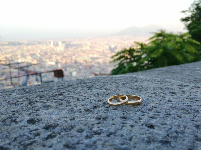 Il matrimonio di Raffaele e Giada a Bacoli, Napoli 1