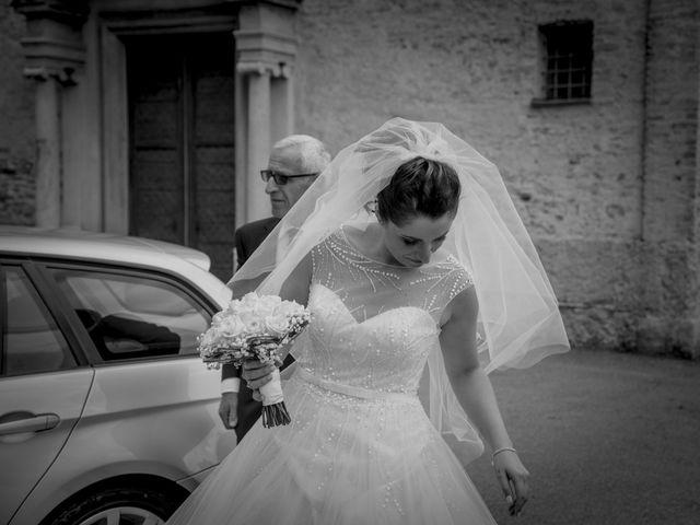 Il matrimonio di Francesco e Elena a Pozzo d'Adda, Milano 9