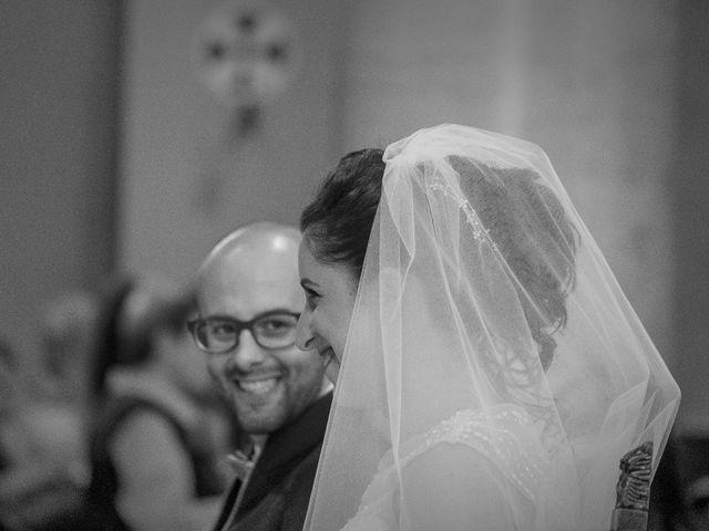 Il matrimonio di Francesco e Elena a Pozzo d'Adda, Milano 12