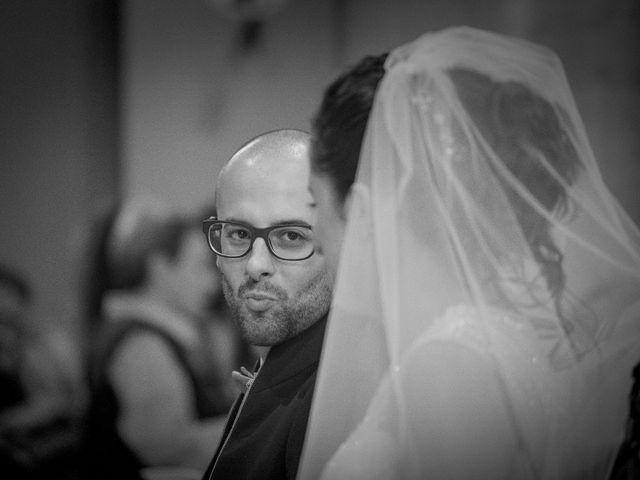 Il matrimonio di Francesco e Elena a Pozzo d'Adda, Milano 14