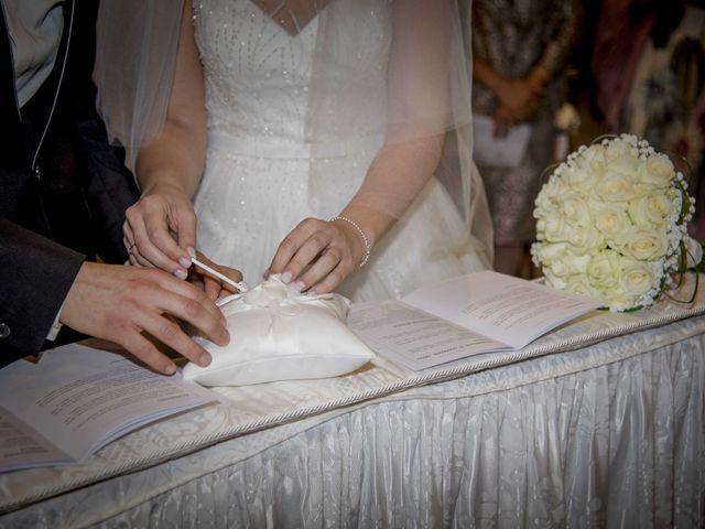 Il matrimonio di Francesco e Elena a Pozzo d'Adda, Milano 17