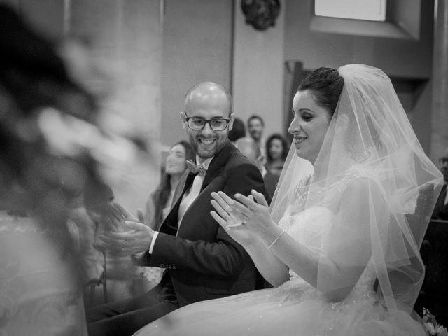 Il matrimonio di Francesco e Elena a Pozzo d'Adda, Milano 19