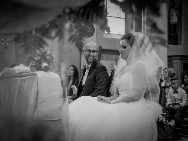 Il matrimonio di Francesco e Elena a Pozzo d'Adda, Milano 20