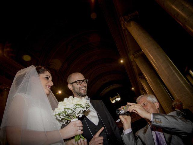 Il matrimonio di Francesco e Elena a Pozzo d'Adda, Milano 22