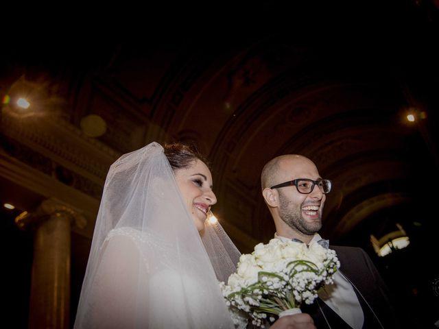 Il matrimonio di Francesco e Elena a Pozzo d'Adda, Milano 23