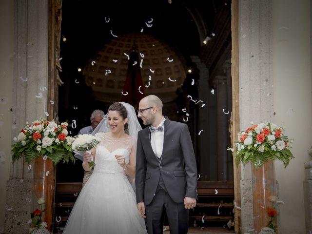 Il matrimonio di Francesco e Elena a Pozzo d'Adda, Milano 24