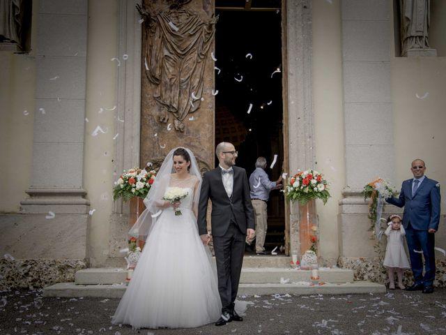 Il matrimonio di Francesco e Elena a Pozzo d'Adda, Milano 25