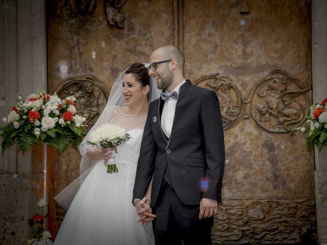 Il matrimonio di Francesco e Elena a Pozzo d'Adda, Milano 26