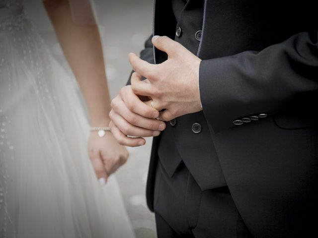 Il matrimonio di Francesco e Elena a Pozzo d'Adda, Milano 27