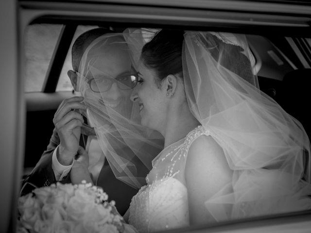 Il matrimonio di Francesco e Elena a Pozzo d'Adda, Milano 29