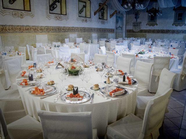 Il matrimonio di Francesco e Elena a Pozzo d'Adda, Milano 31