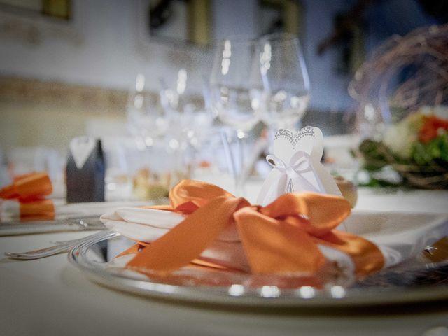 Il matrimonio di Francesco e Elena a Pozzo d'Adda, Milano 33