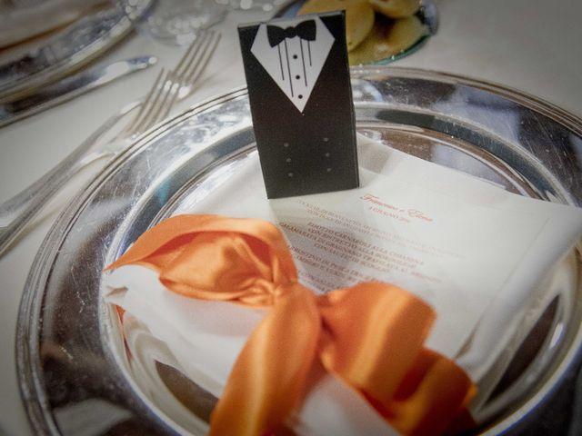 Il matrimonio di Francesco e Elena a Pozzo d'Adda, Milano 34
