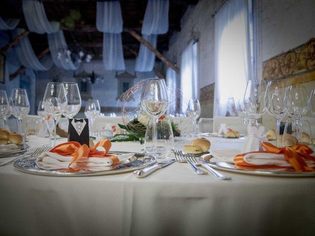 Il matrimonio di Francesco e Elena a Pozzo d'Adda, Milano 35
