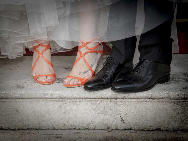 Il matrimonio di Francesco e Elena a Pozzo d'Adda, Milano 36