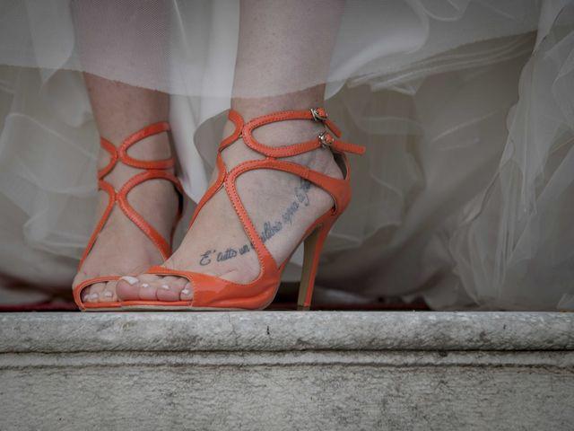 Il matrimonio di Francesco e Elena a Pozzo d'Adda, Milano 37