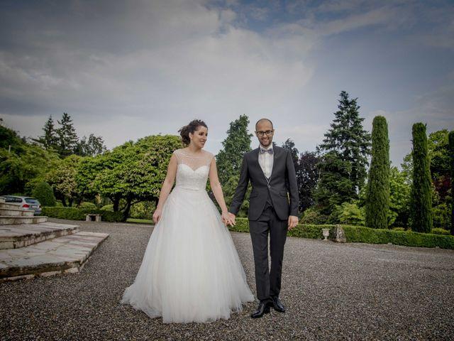 Il matrimonio di Francesco e Elena a Pozzo d'Adda, Milano 38