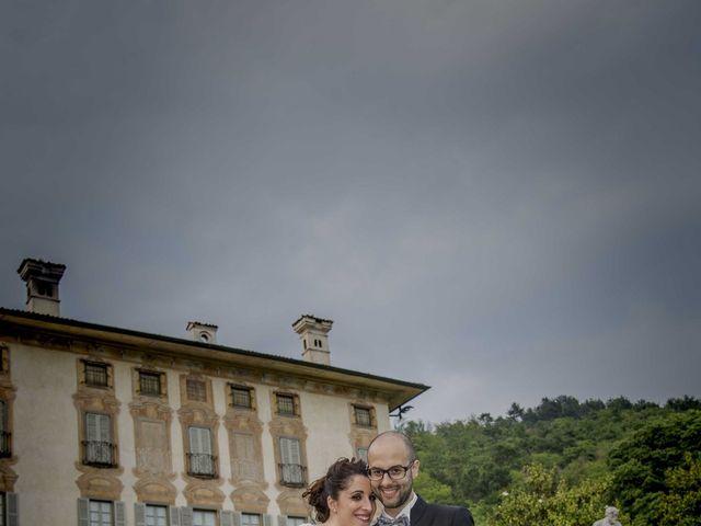 Il matrimonio di Francesco e Elena a Pozzo d'Adda, Milano 39